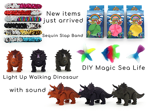 New-Items-Just-Arrived---Light-Up-Walking-Dino-DIY-Sea-Life-and-Sequin-Slap-Band.jpg